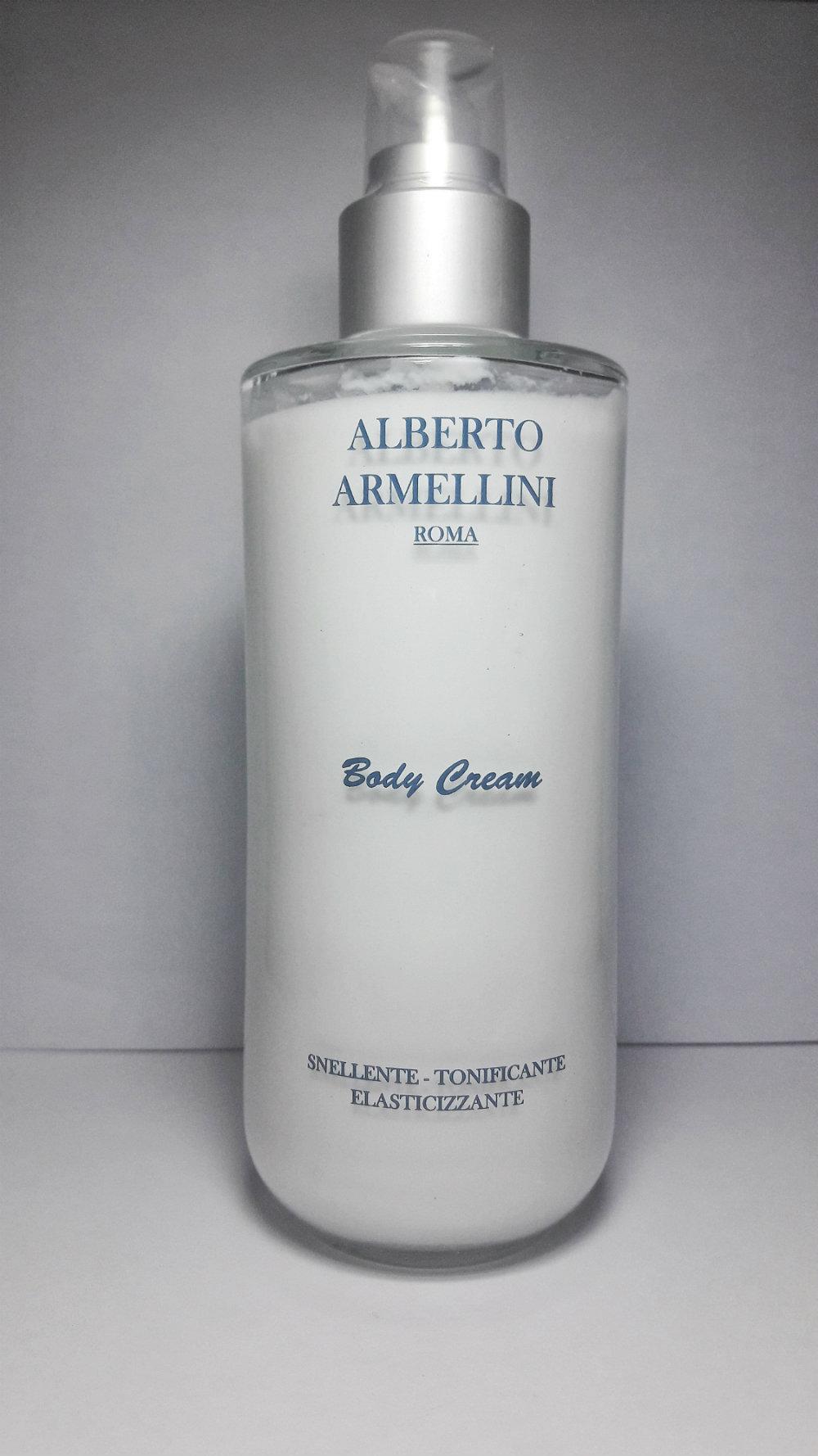 Body Cream Alberto Armellini Beauty